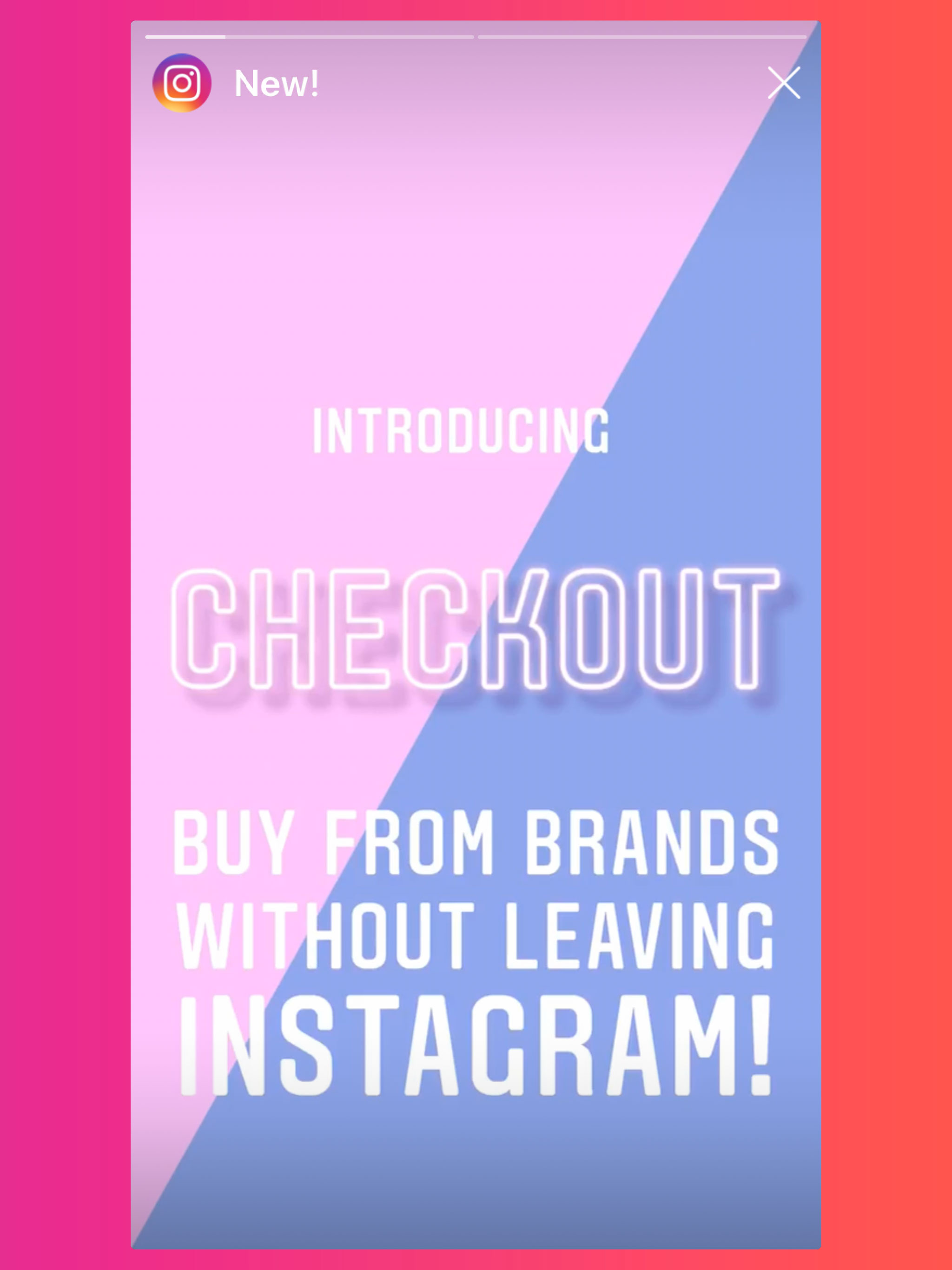 introducing-instagram-checkout infographic