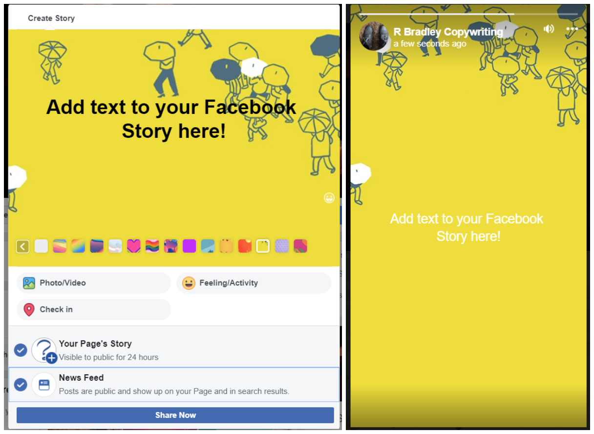 The Definitive Guide to Facebook Stories in 2019
