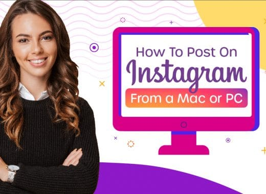 Cover - How To Post On Instagram From a PC or Mac