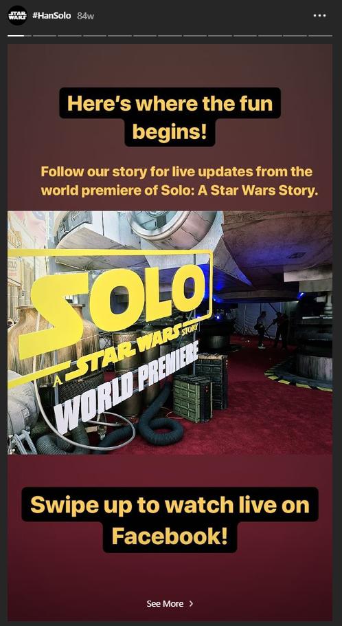 star wars slide 1