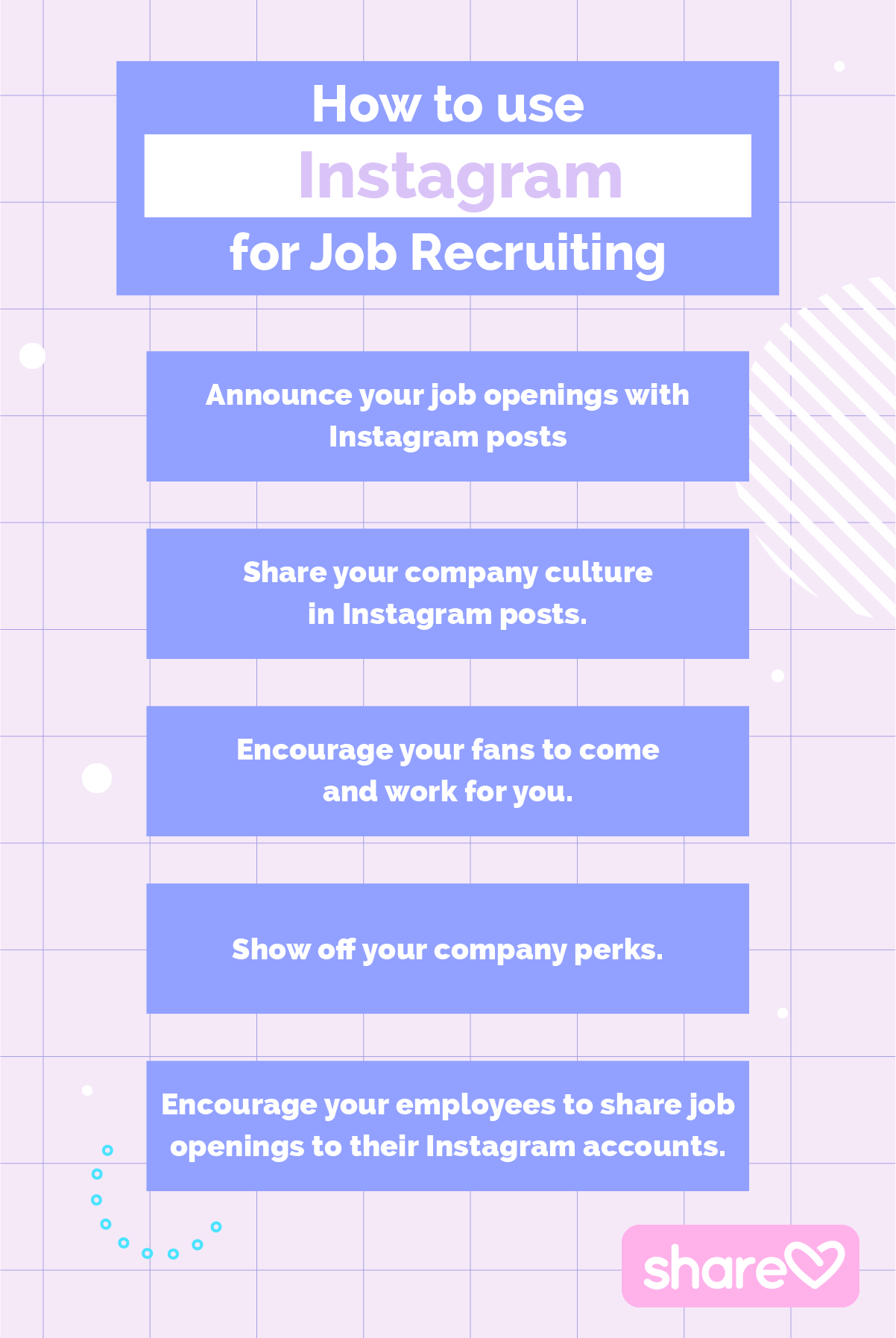 How to Use Instagram For Job Recruiting