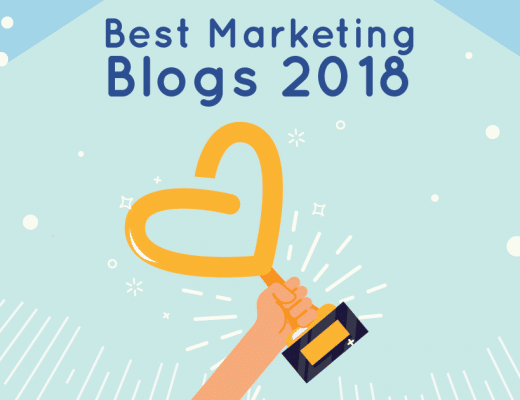 The Ultimate List of Best Marketing Blogs to Follow in 2018