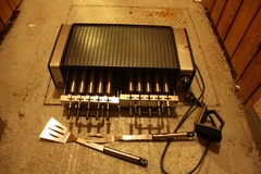 Selling: Electric grill
