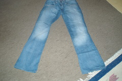 Selling: Female Retro-Jeans size 31 waist, 32 in leg, almost new