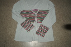 Myydään: As new Women's Cardigan fits size 34-36 Eur, size 8 UK