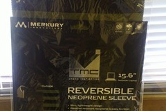 Selling: Neoprene sleeve for 15,6'' laptops