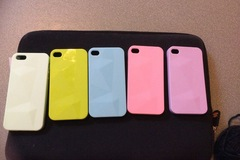 Selling: Brand new covers for iPhone4/4s/5/5s