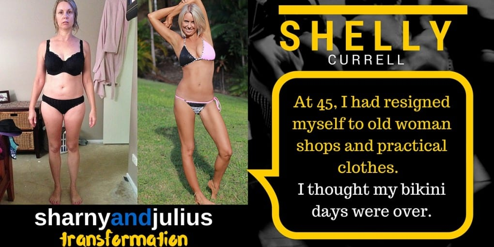 Shelly Currell client transformation