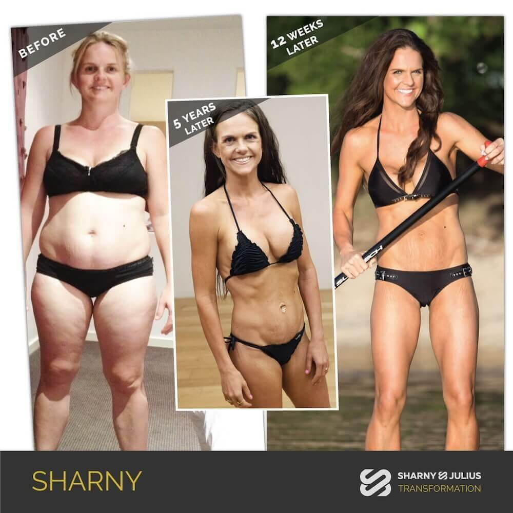 Sharny Transformation