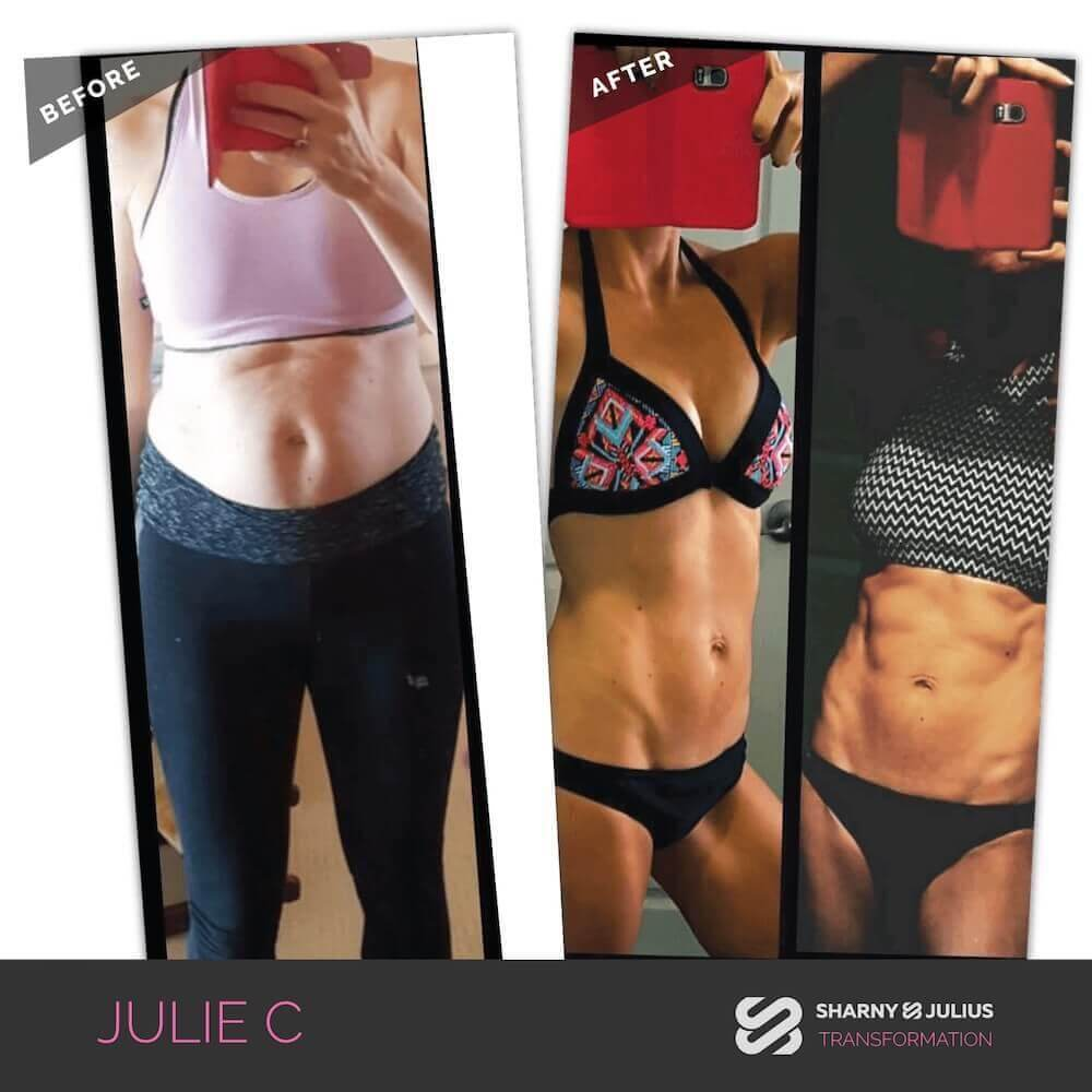 Julie C Transformation