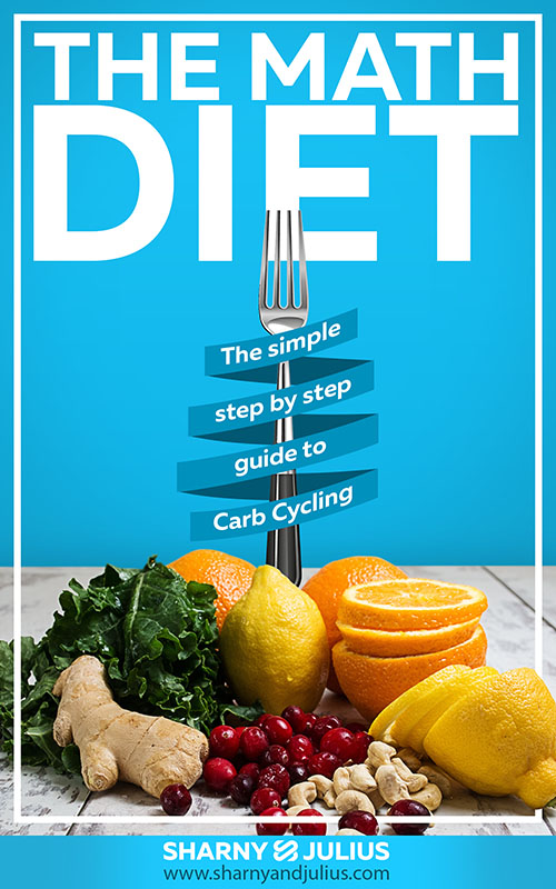The Math Diet book free stuff