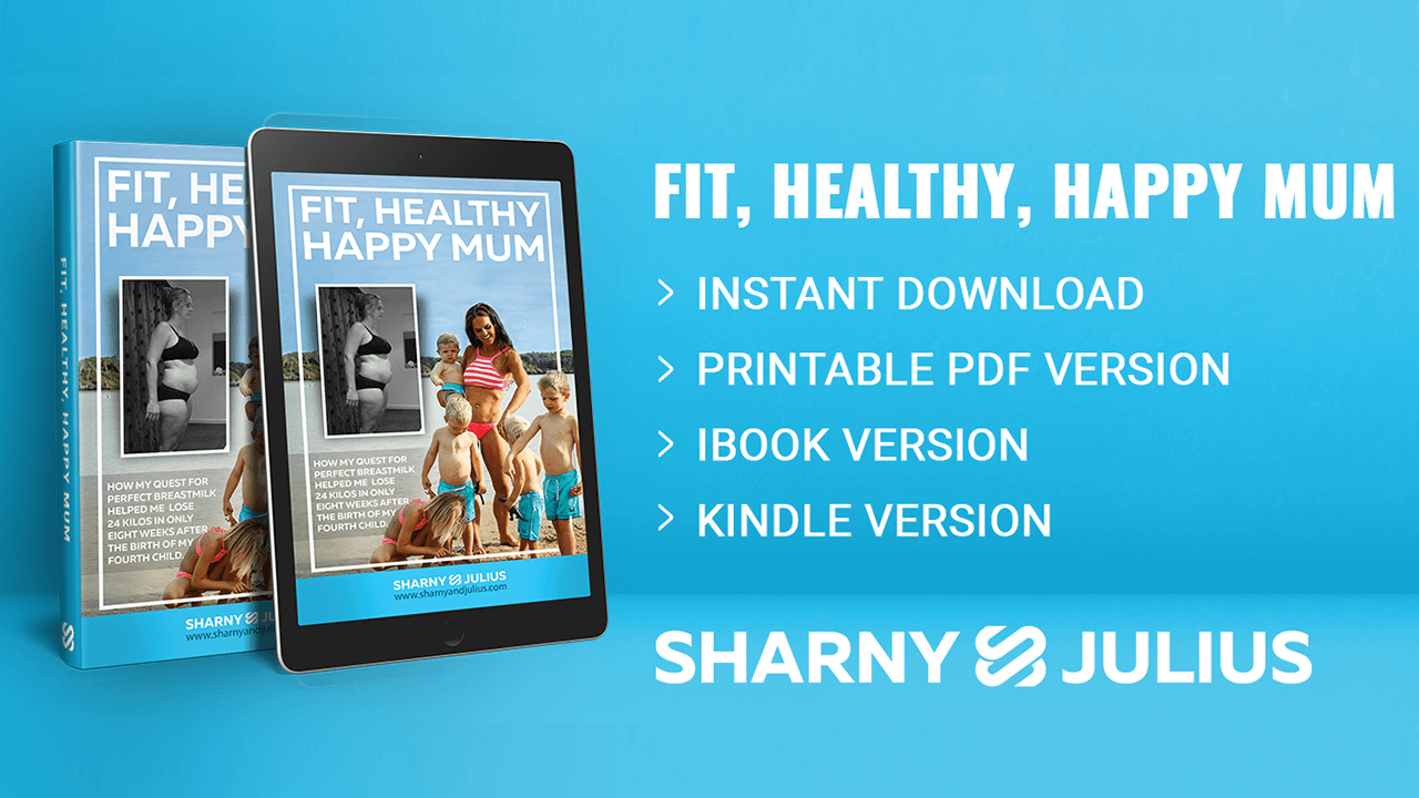 Fit, Healthy, Happy Mum