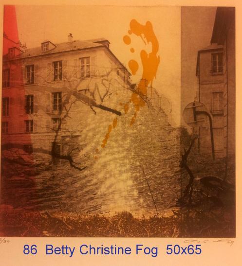 086 Fog Betty Cristine 50x65