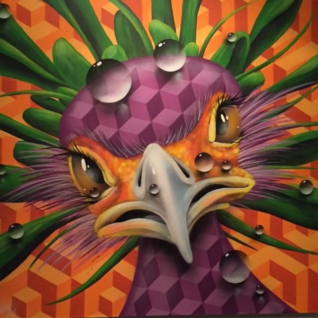 Årsmöte med Street art