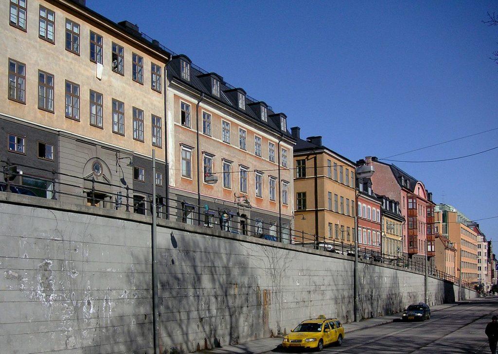 Konstkväll på Hornsgatan
