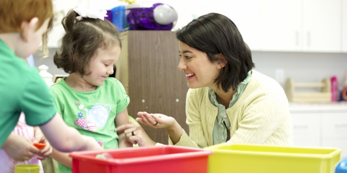 header image for Teacher Education