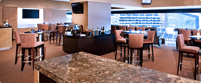 Dodger Stadium Suite Image