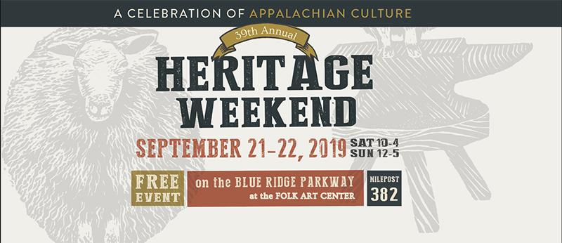 asheville special events, asheville september folk art center
