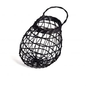 black onion basket, handmade kitchen decor, carolina kitchen, southern mountain home decor