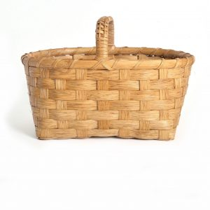 Handmade appalachian backet, nc living treasure, picnic basket, farmers market basket, large handmade basket