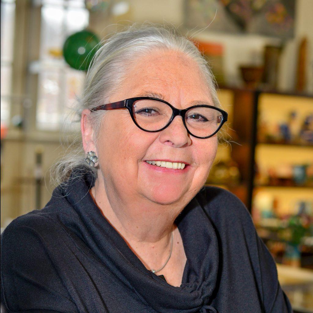 Judy Dillingham, Biltmore Village Manager