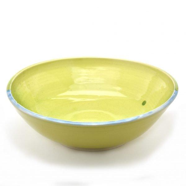 pottery bowl, nc clay, tree season art, appalachian craft