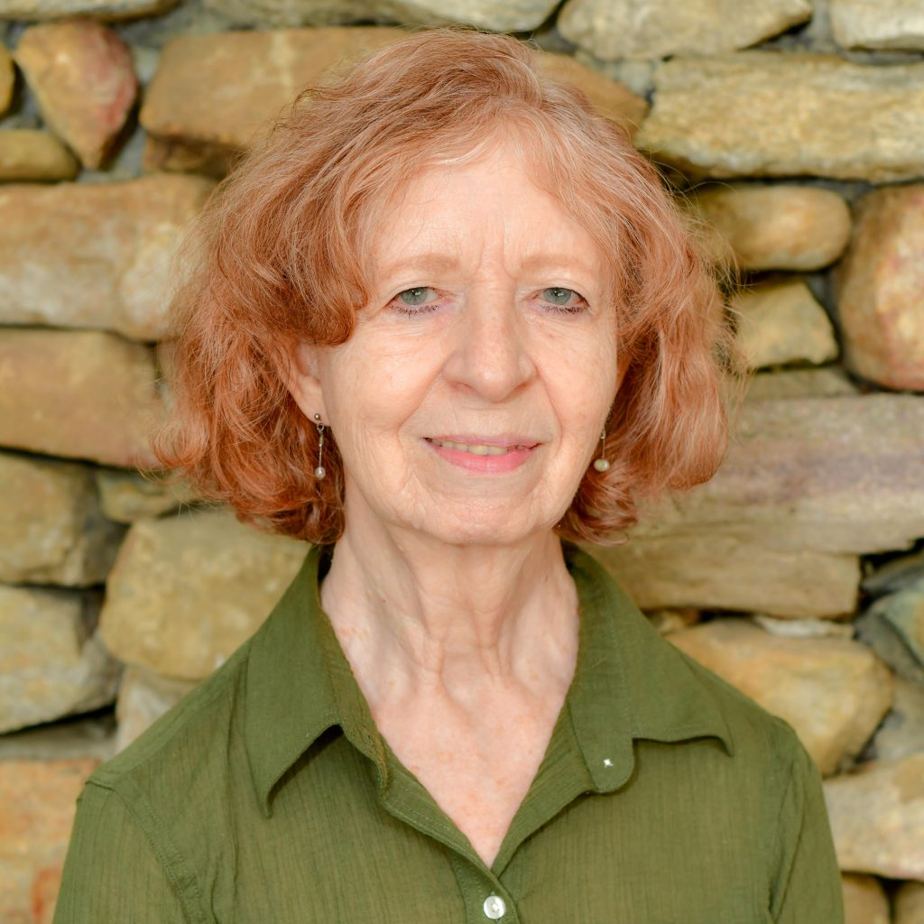Faye Harper, Executive Secretary & Curatorial Assistant