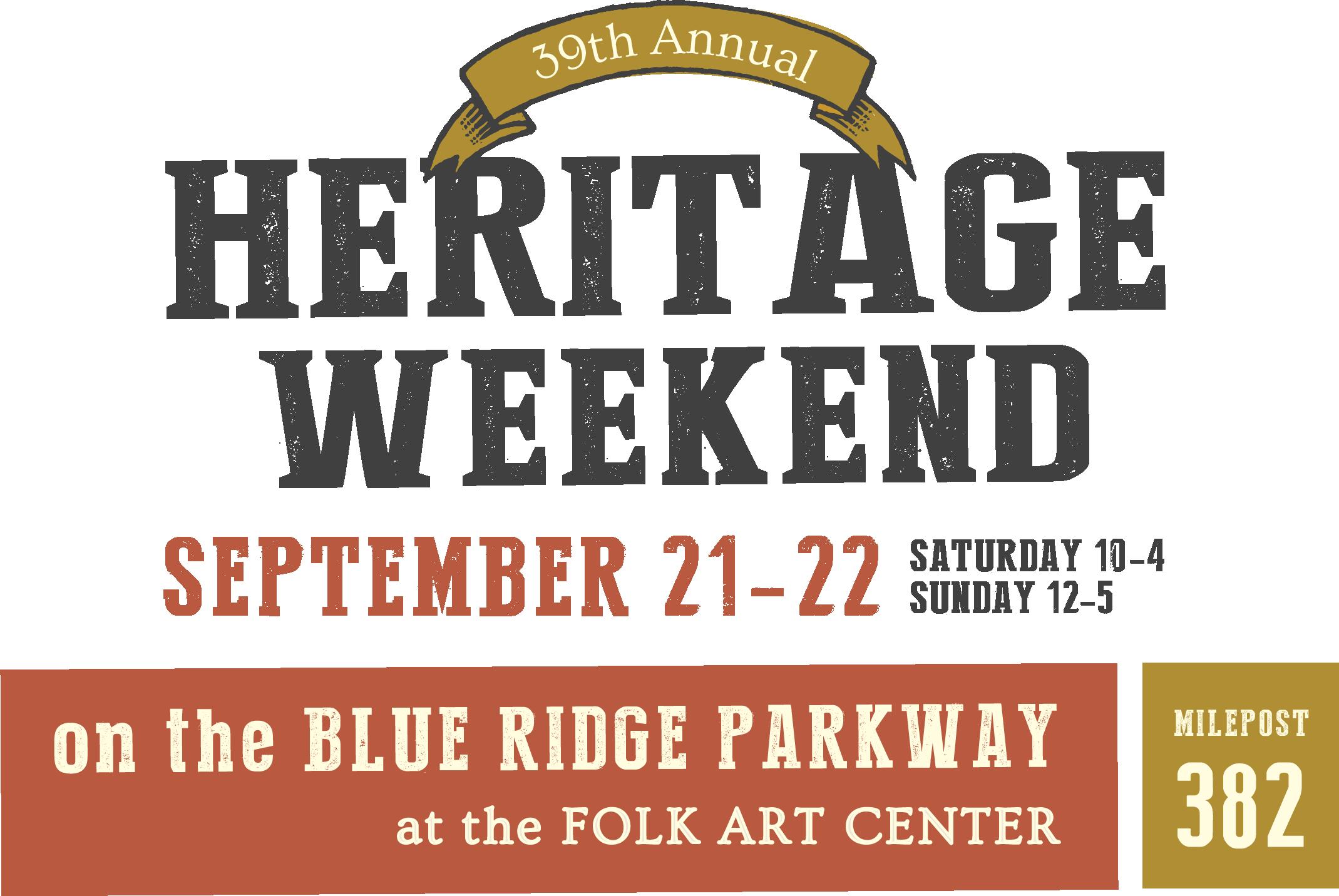 Heritage Weekend