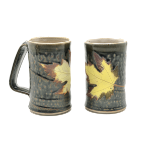 blue ash mugs