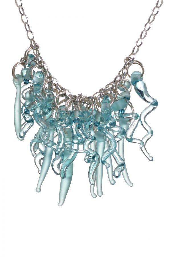mason jar beads, antique mason jars, repurposed glass, nc glass artist, lampworked jewelery