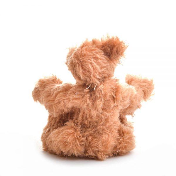 pink mohair teddy bear, handmade kids bear, collectible bear, traditional crafts, nc fiber artist, felt artist, nc crafts, folk art center
