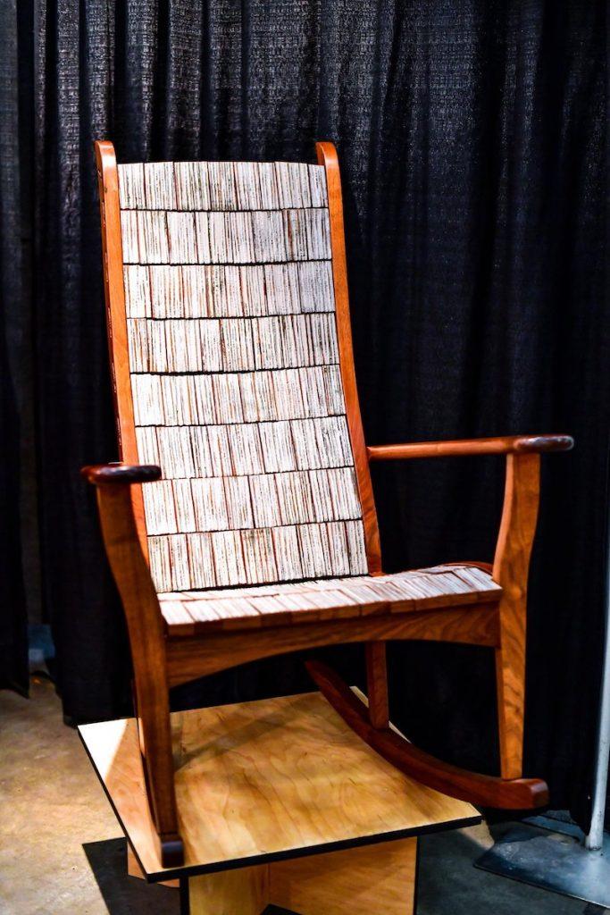 Alan Daigre rocking chair