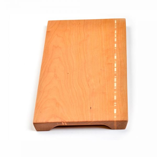 flat wooden serving tray, handmade charcuterie board