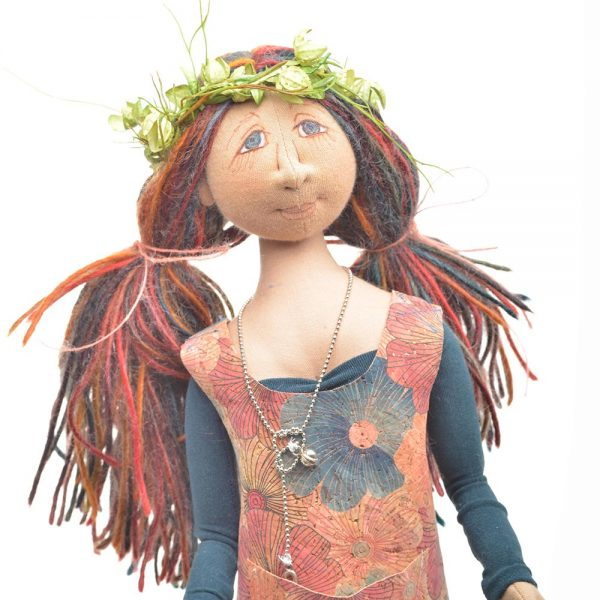 hippy doll, john c campbell folk school dollmaker,