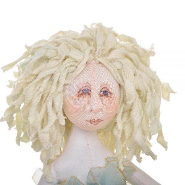 handmade dolls, nc dollmaker, faith hope and love