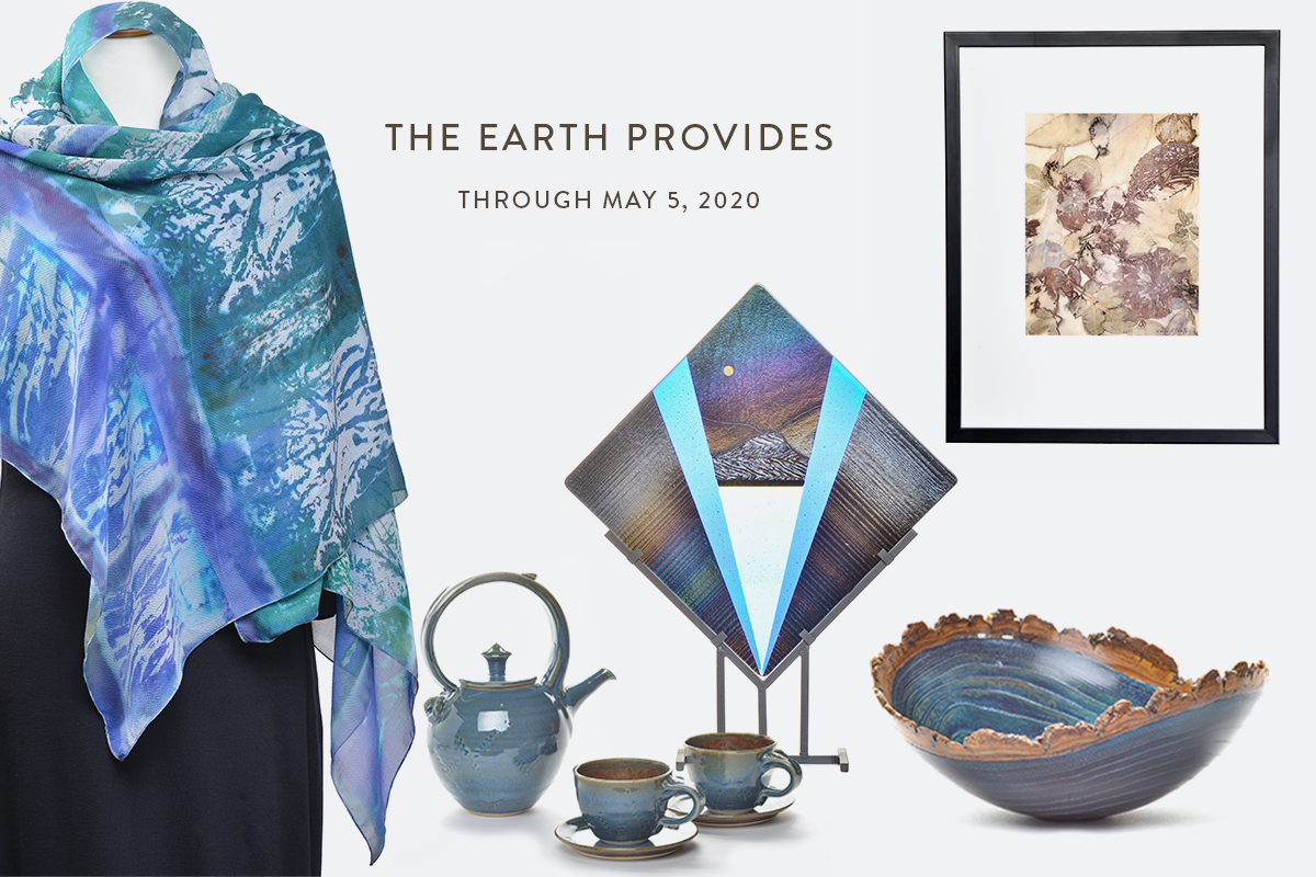 The Earth Provides - banner