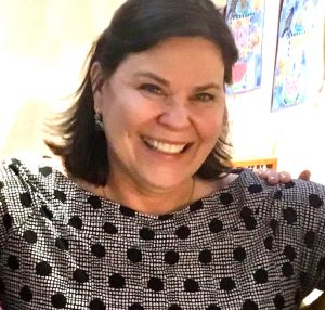 Kelly Yost, Folk Art Center Manager
