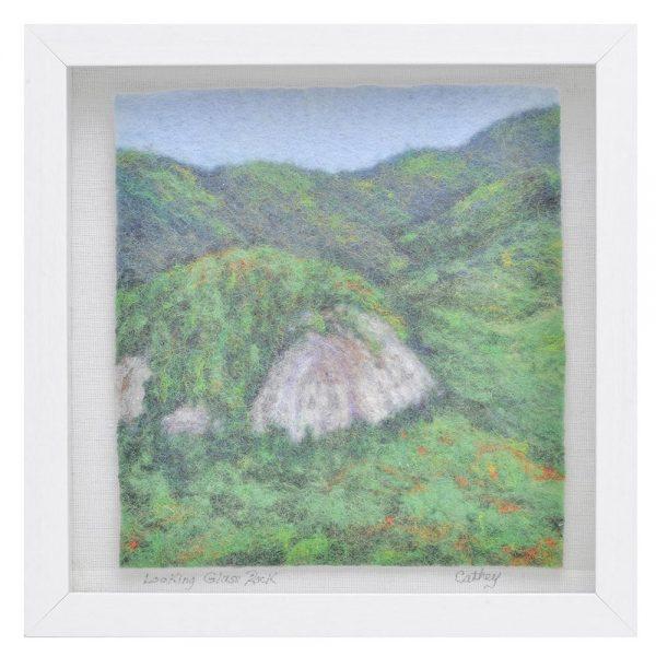 north carolina landscape, mountain home decor, blue ridge parkway art, folk art center, appalachian mountains art