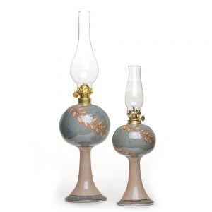 handmade oil lamp, ceramic oil lamp