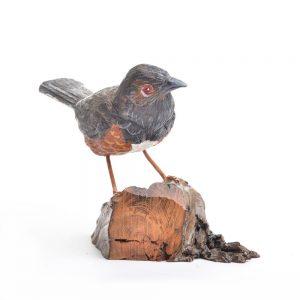 american birdwatcher, eastern bird watcher, nc bird carver