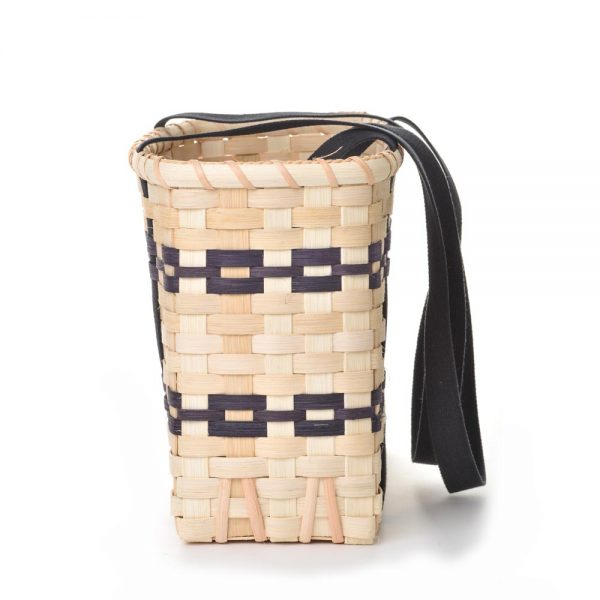 handled handmade basket