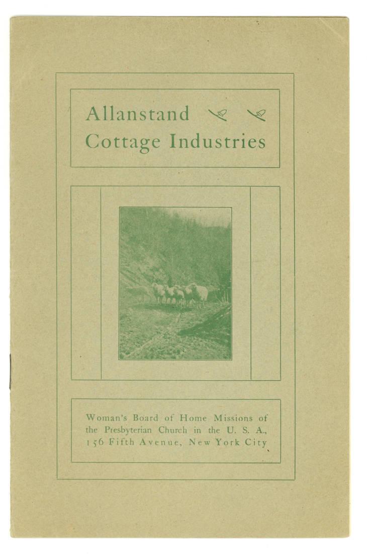 allanstand book