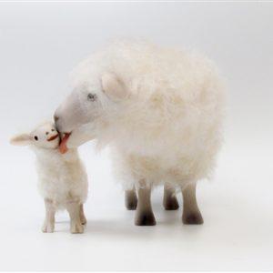 craft farm animals, colin's creations, handmade animals