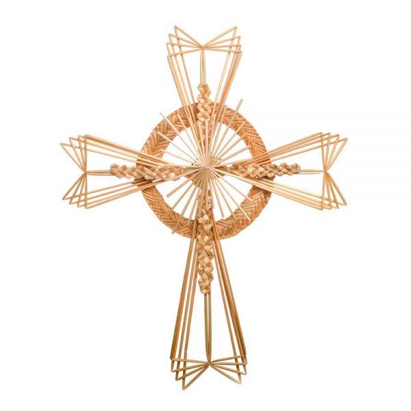 traditional cross, wheat cross, harvest cross, traditional appalachian crafts