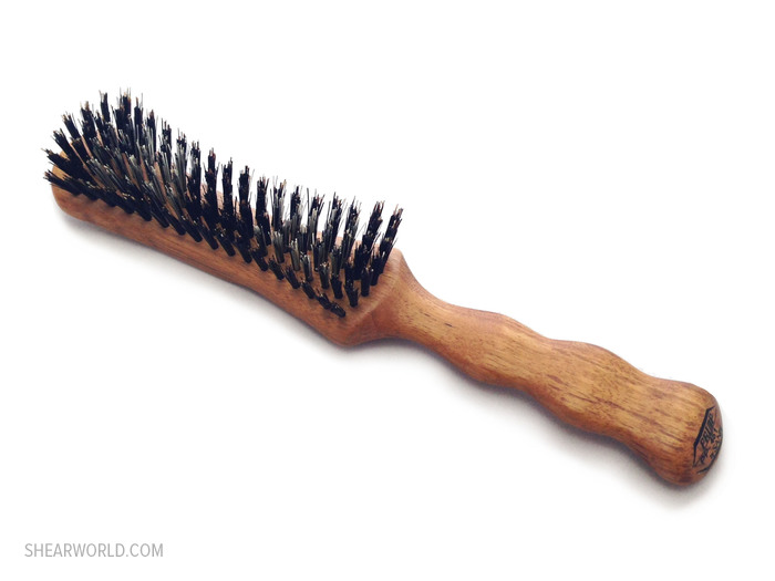 "Primp #451 All Boar ""I"" Brush"