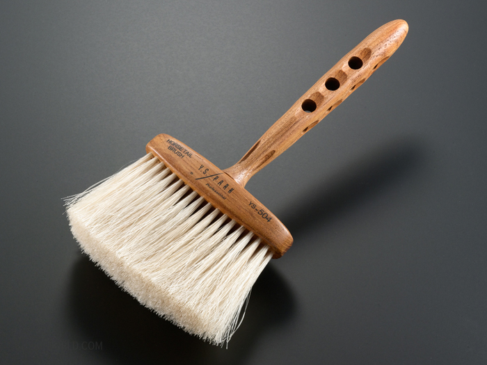 YS Park #504 Horse Tail Cleaning Brush