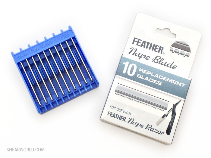 Feather Nape Refill Blades