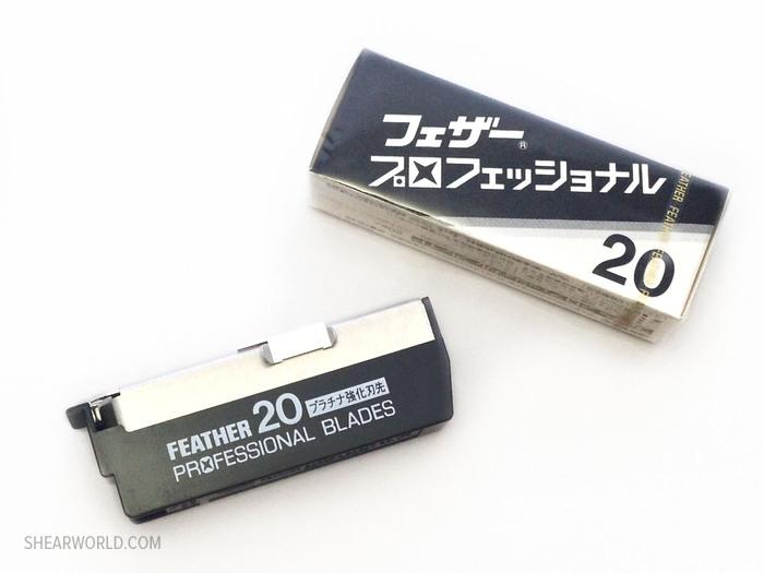 Feather Artist Club Refill Blades