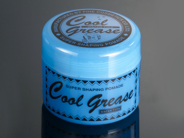 "Cool Grease - ""Blue"" MEDIUM HOLD (4 stars) - Shine"