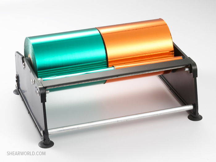 Deluxe Double-Roll Foil Dispenser